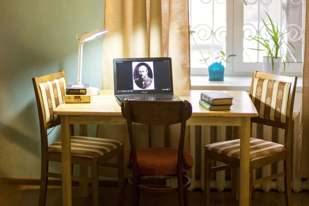 Standard Δωμάτιο, Μικτός Ξενώνας - Γεύματα στο δωμάτιο