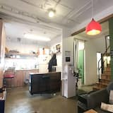 Design Shared Dormitory, Men only - Shared kitchen
