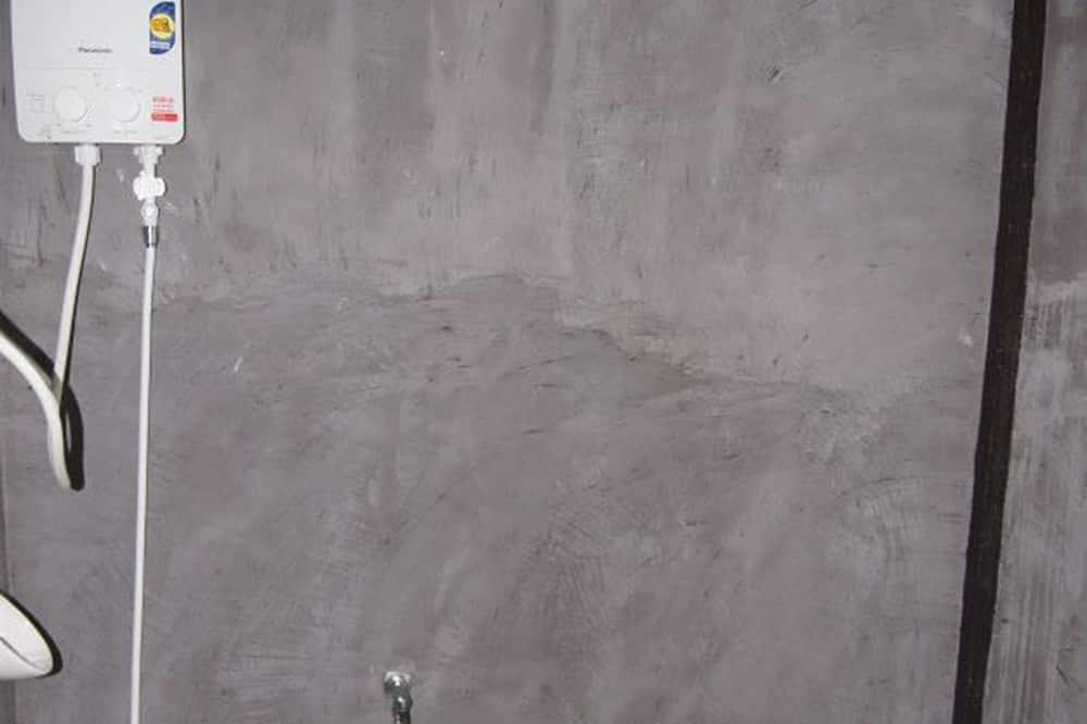 バンガロー - バスルームのシャワー