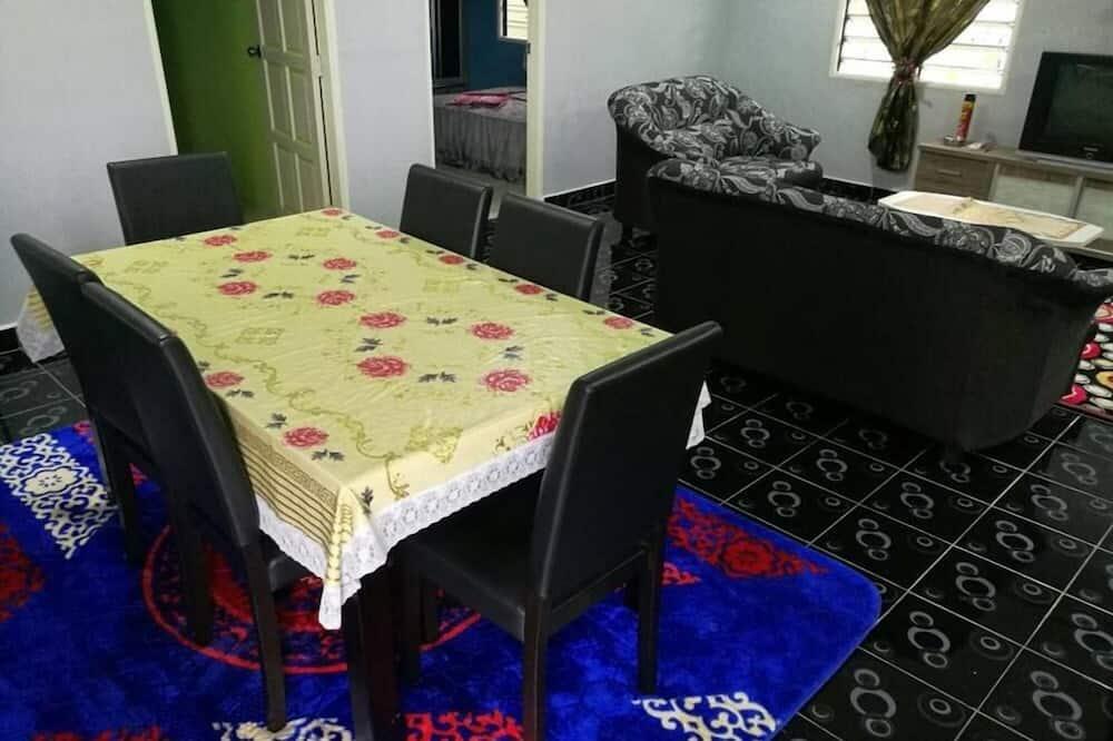 Nhà, 3 phòng ngủ - Ăn uống tại phòng