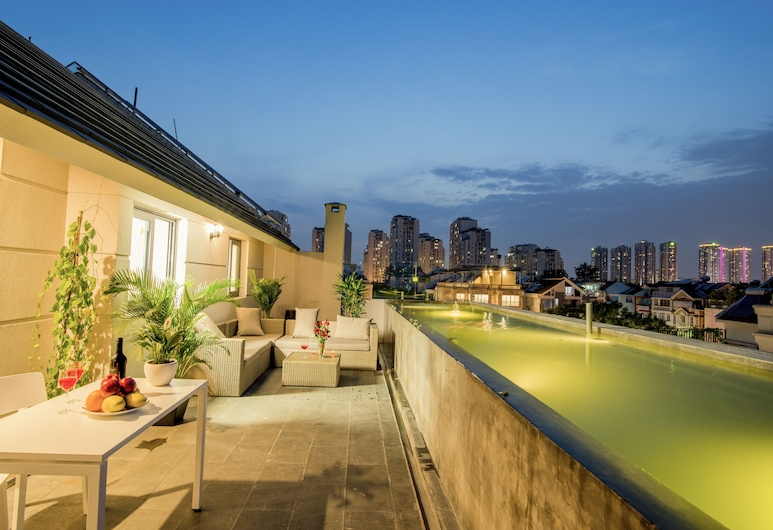 La Cigale Residence, Ho Chi Minh City, Penthouse, Guest Room