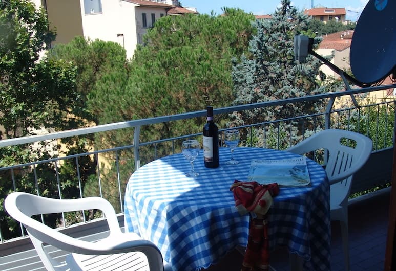 Welcome in Florence Apartments, Florencie, Apartmán, 2 ložnice, Balkón