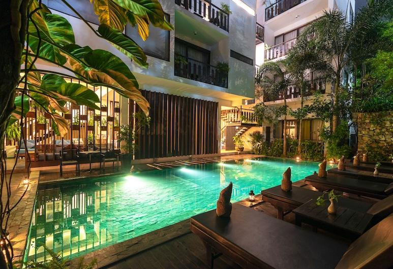 King Rock Residence, Siem Reap, Basen
