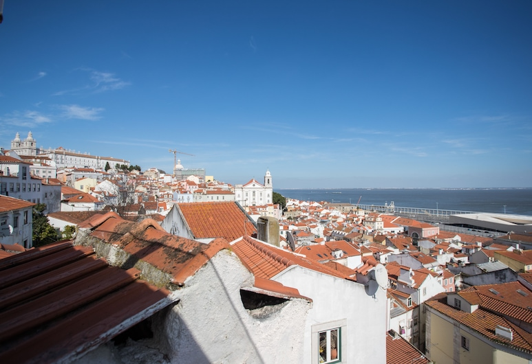 Alfama Loft Studio Loft Apartment w/ River View - by LU Holidays, Lisbon, View from property