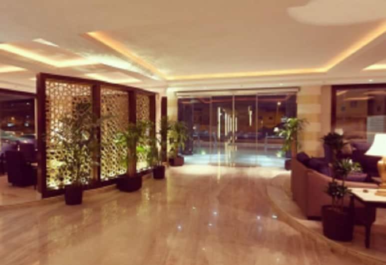 Vera Hotel Apartments, Riyadh, Lobby