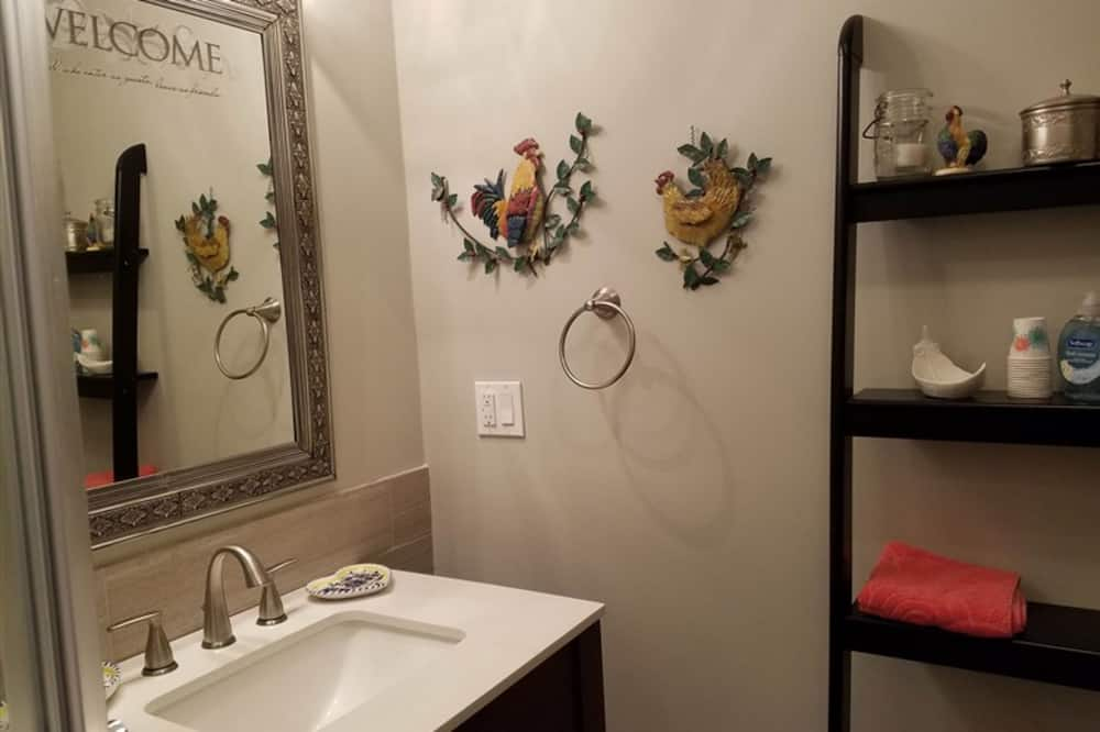 Suite, eigenes Bad (Rise and Shine Suite) - Badezimmer