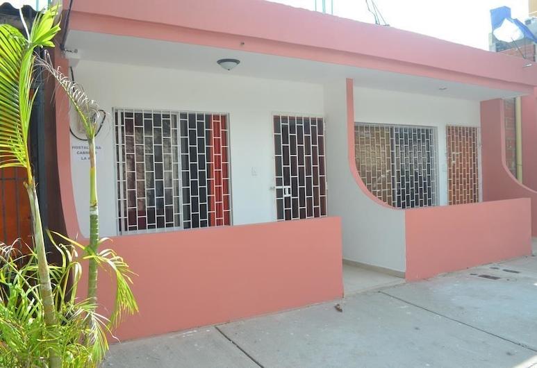 Hostal Casa Cabrero La 46, Cartagena, Hotel Front