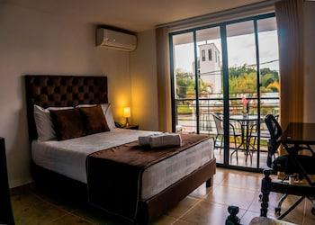 Foto van Hotel Alamos Del Parque in Pereira