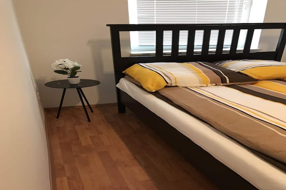 Paaugstināta komforta dzīvokļnumurs, divas guļamistabas - Numurs