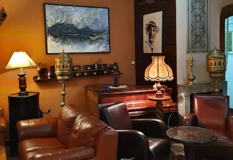 Ambassy Hôtel, Kenitra, Recepción