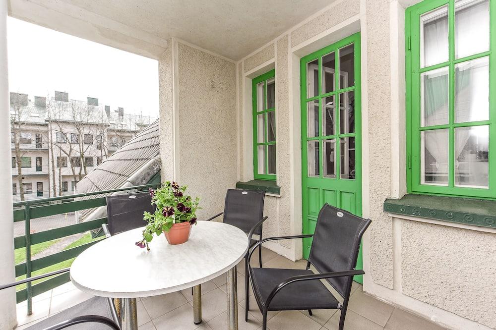 Romantic Apartment, 2 Bedrooms - Balkoni