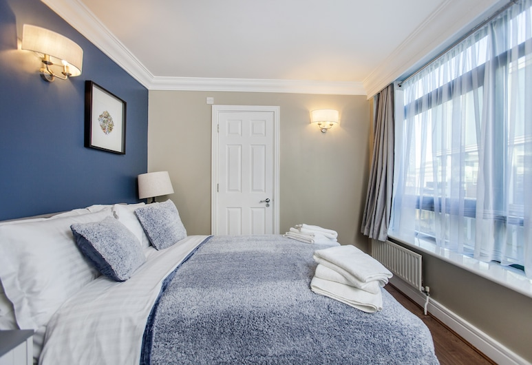 Luxury 2 bed apartment Warren Street, London, Külaliskorter, 2 magamistoaga, Tuba