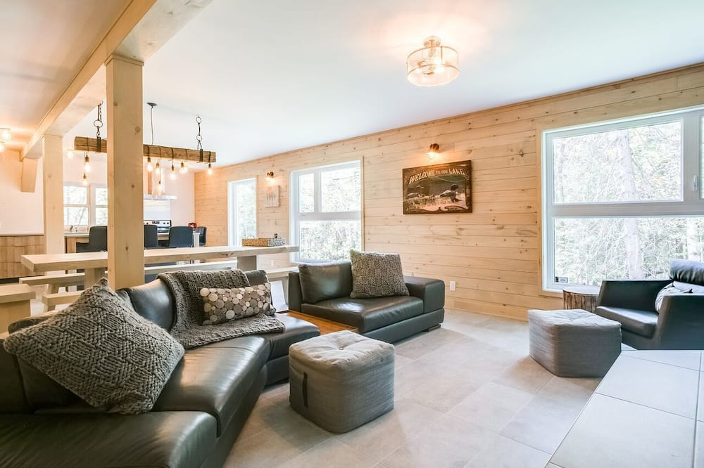Chalet Confort, 4 habitaciones - Sala de estar
