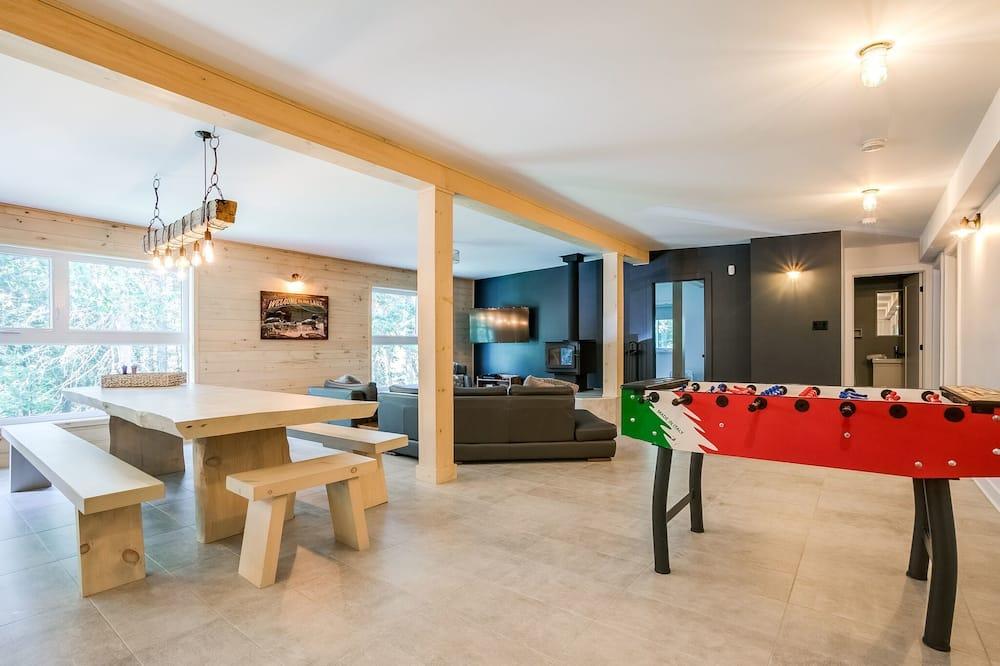 Chalet Confort, 4 habitaciones - Zona de estar