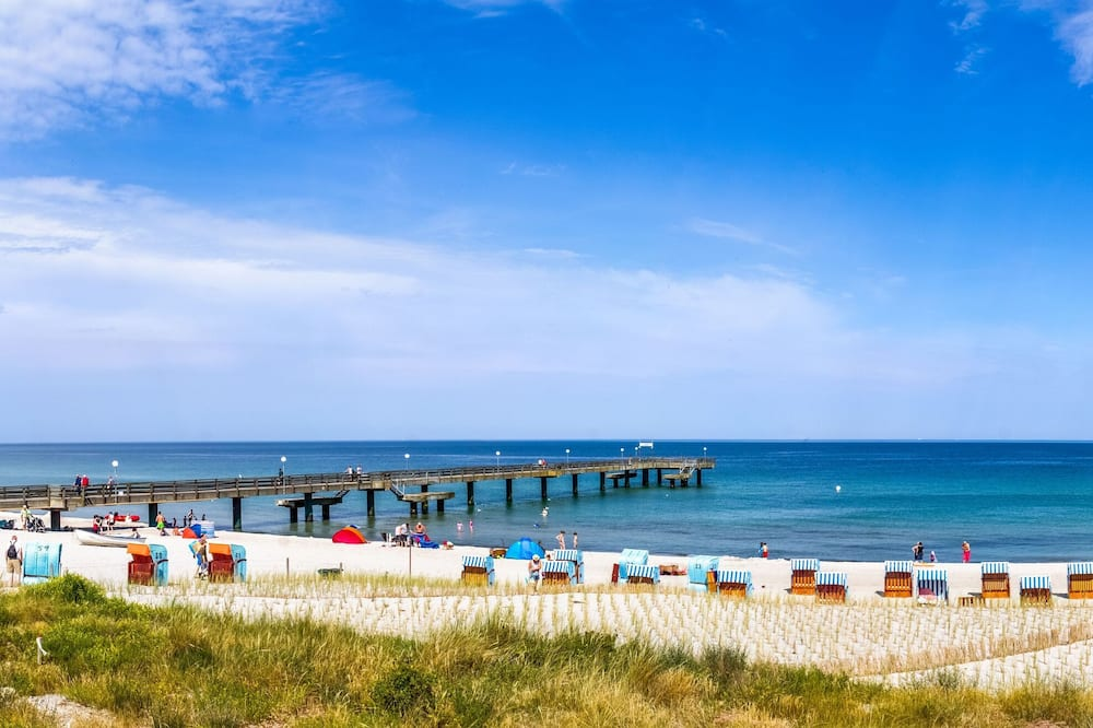 HR Baltic Sea Cottage - The Seekotten in the spa Administration of the Seaside Resort