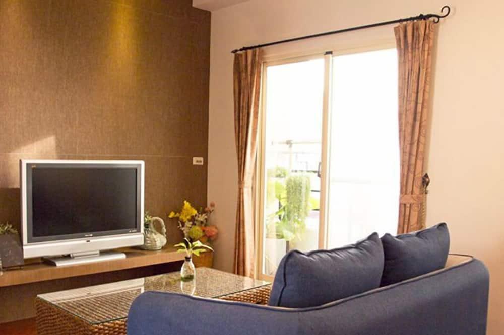 Premium-hus - 3 soveværelser (Room assign depends on occupancy) - Stue