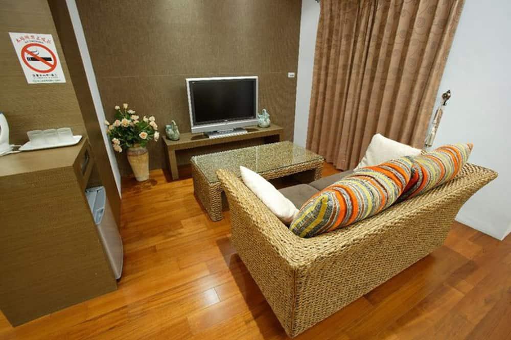 Premium-hus - 3 soveværelser (Room assign depends on occupancy) - Opholdsområde