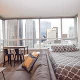 Business Studio Suite, 1 Katil Ratu (Queen) - Ruang Tamu