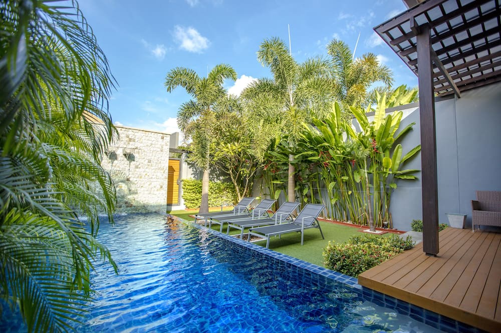 Luxury 2-Bedroom Private Pool Villa - Imagem em Destaque