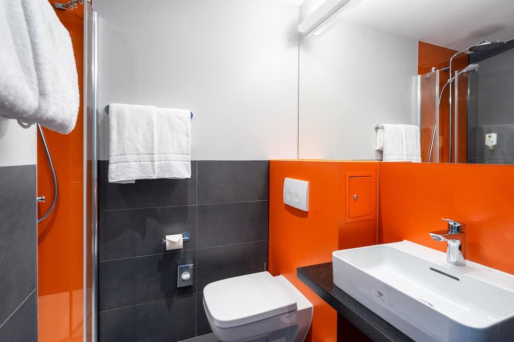 标准双人房, 无烟房 - 浴室