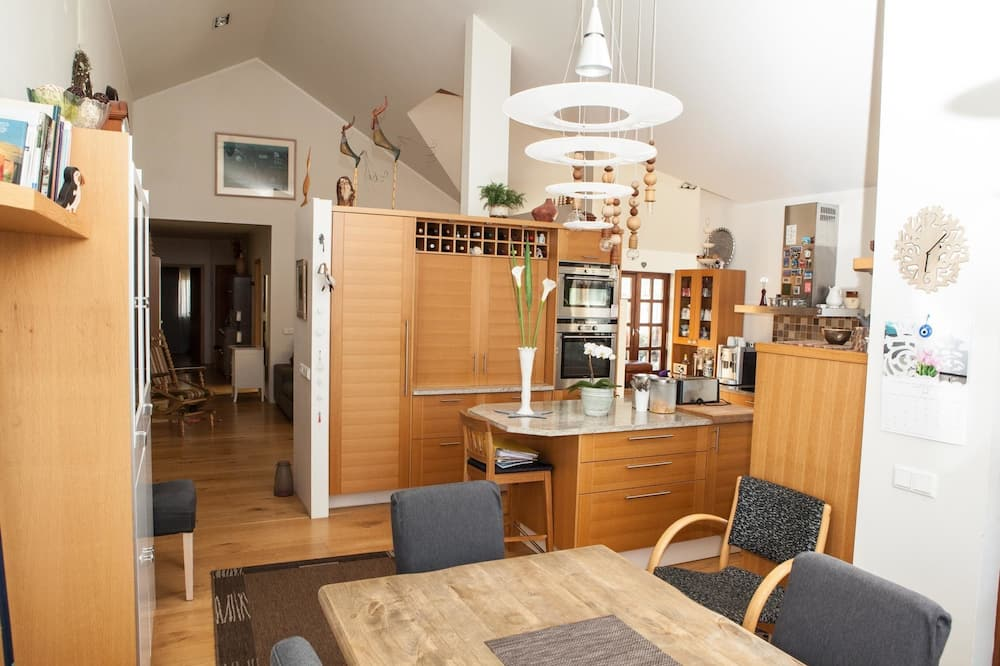 Comfort Triple Room, Shared Bathroom (Terrace) - Shared kitchen facilities