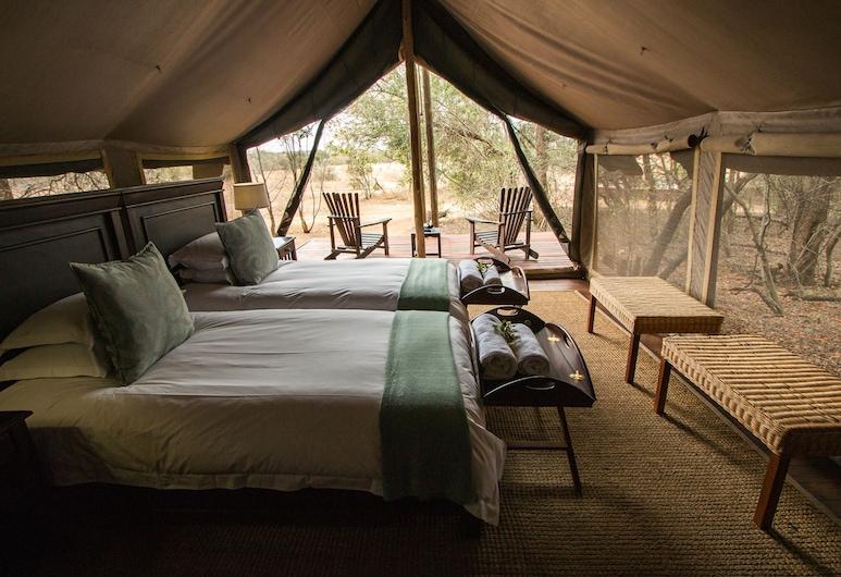 라이노 워킹 사파리즈, Kruger National Park, 럭셔리 텐트, 객실