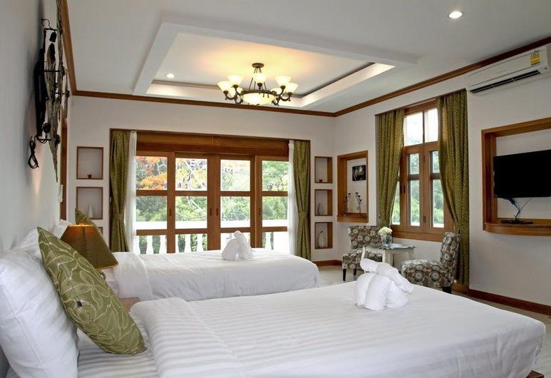 塔基比復古酒店, Hua Hin, 家庭客房, 客房