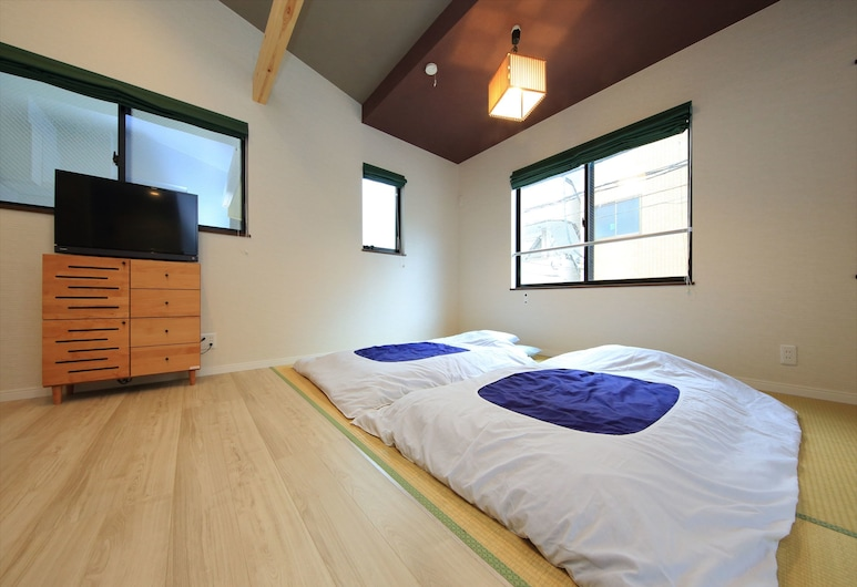 COTO Tokyo Asakusa 4, Tokyo, Japanese Style Room B, 2nd Floor, Room