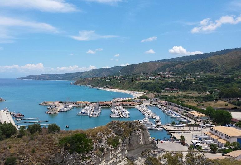 Residenza I Gioielli, Tropea, Vue depuis l'hôtel