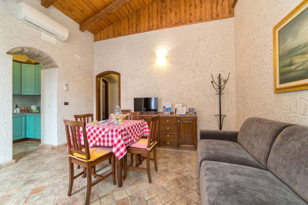 舒適公寓, 廚房 - 客廳