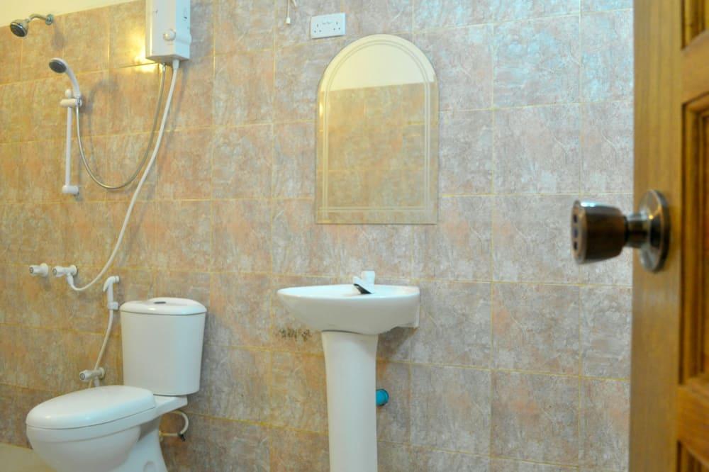 Pokój dwuosobowy typu Deluxe - Łazienka