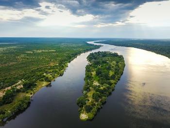Picture of Chundu Island in Victoria Falls