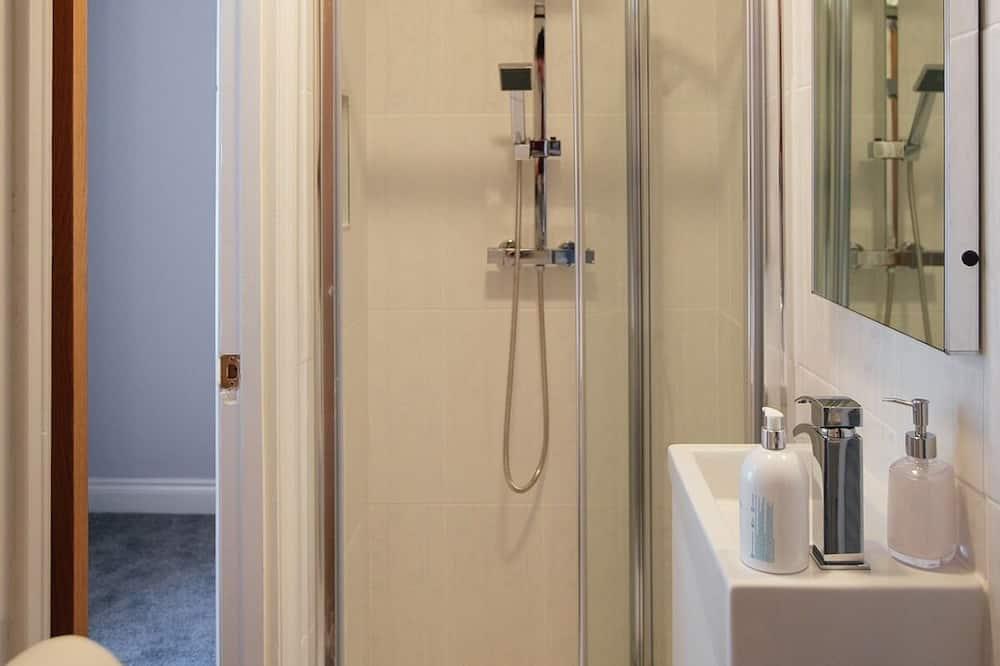 Habitación con 1 cama doble o 2 individuales, baño privado (King or Twin) - Baño