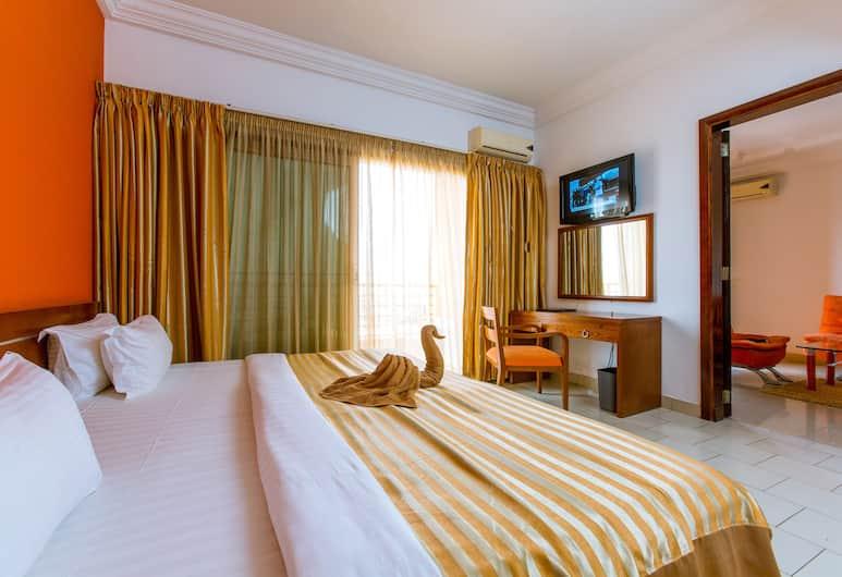 菲托 II 號住宅酒店, 達卡, 普通套房, 客房