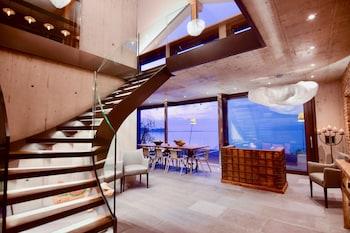 Naktsmītnes NEW 3BD Luxury Villa on the Geneva Lake attēls vietā Vo Alpi (apgabals)