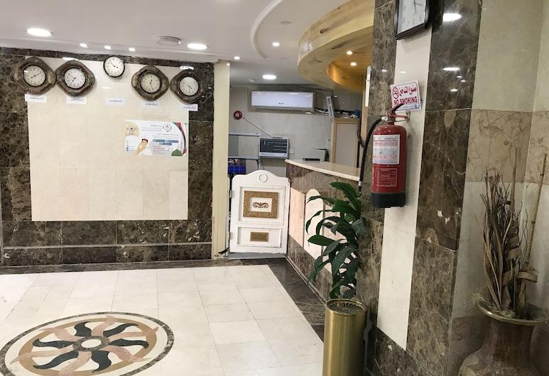 SIDRATHUL AALIYA HOTEL , Medina, Recepce