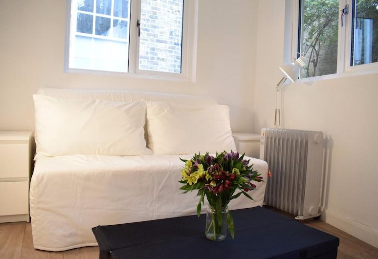 克拉珀姆公地開放式公寓酒店, 倫敦, 開放式客房, 客廳
