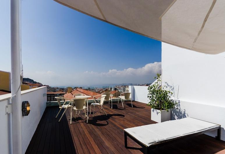 Quinta Colina by Shiadu, Lisbon, Penthouse, Terrace/Patio