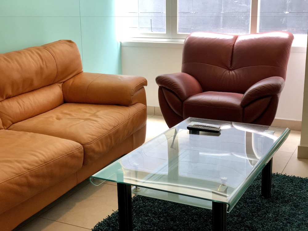 Alameda Downtown Apartment 404, Mexico City, Comfort Apartment, 1 Bedroom,  Living Area