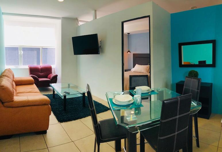 Alameda Downtown Apartment 404, מקסיקו  סיטי