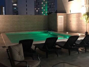 Foto van AV Inn Hotel in Mazatlan