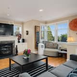 Mestský dom typu Deluxe, 5 spální, kuchyňa - Obývacie priestory