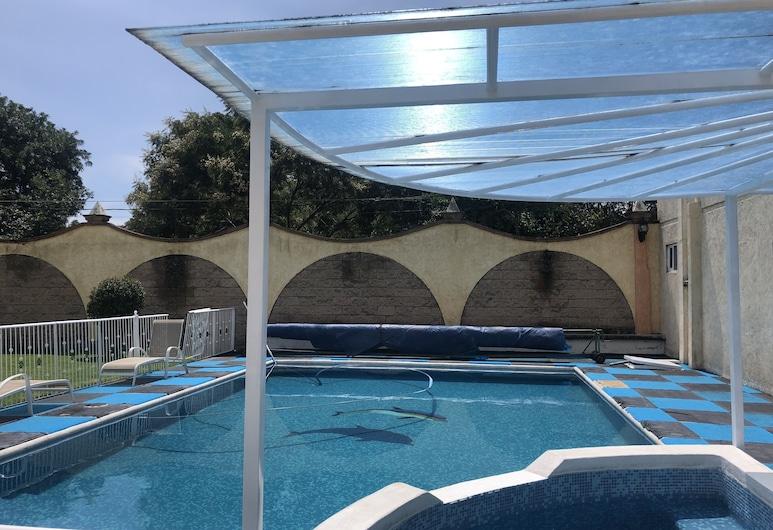 Casa Richer, Malinalco, Pool