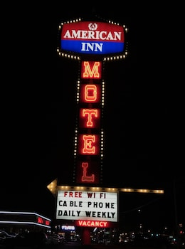 Picture of American Inn Motel in Las Vegas