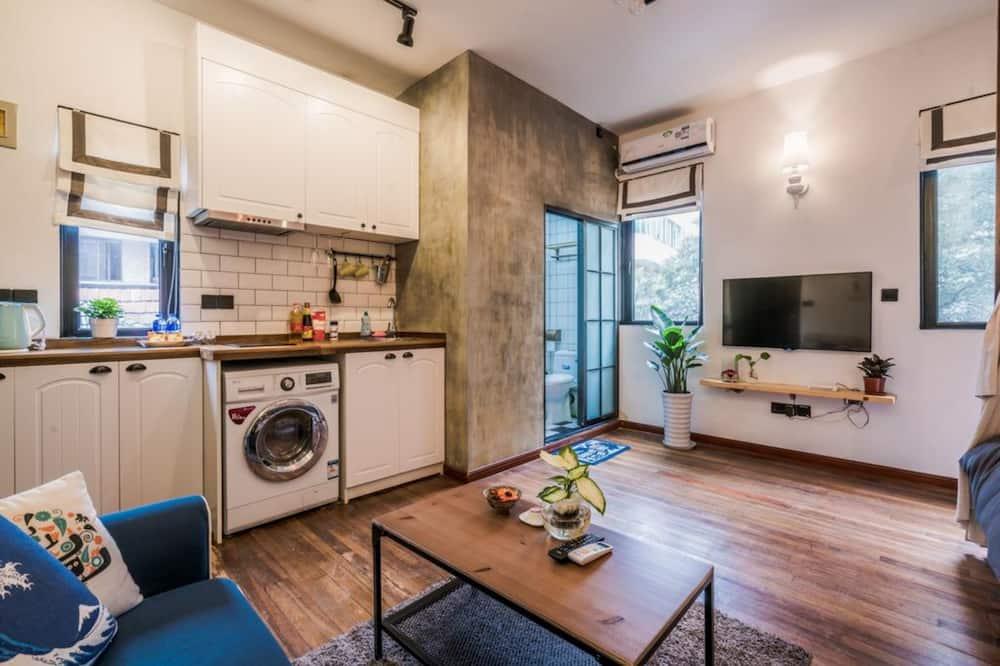 Štúdio - Obývacie priestory