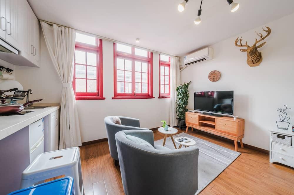 Studio - Living Area
