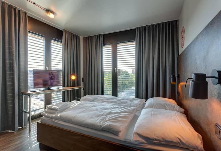 MEININGER Hotel Berlin Tiergarten, Berlin, Zweibettzimmer, Zimmer