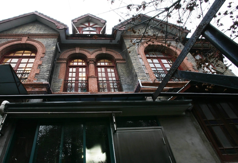 Wonderland French Concession Rong's home, Shanghai, Property Grounds
