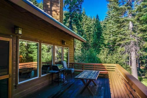 Book Eagles S Eyrie House 5 Bedroom Home In South Lake Tahoe Hotels Com