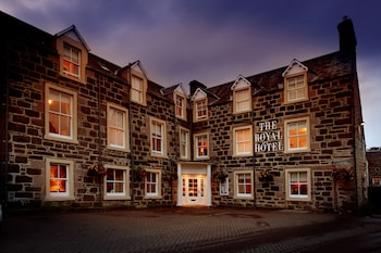 Picture of The Royal Hotel in Crieff